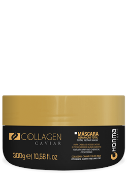Маска глубокого восстановления Collagen Caviar, 300 мл - фото 7808